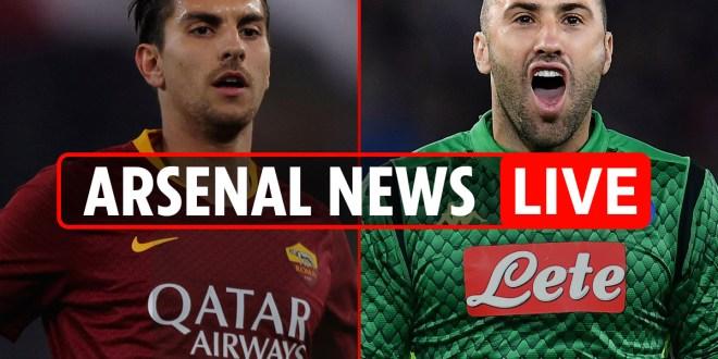 12am Arsenal transfer news LIVE: Club closing in on German goalkeeper, fixtures announced, Carrasco fee £25m – The Sun
