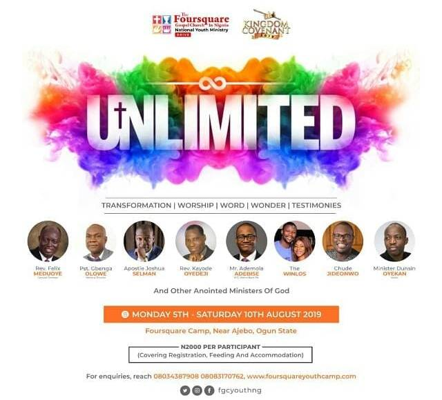 Foursquare Kc 2019 tagged unlimited