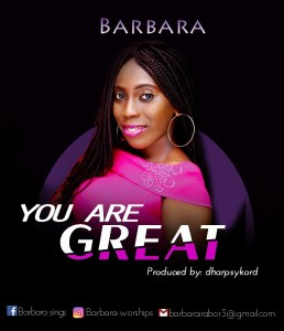 Barbara - You Are Great1