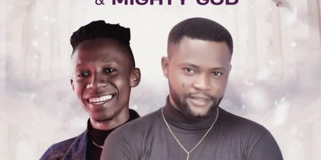 WinnerMight ft. Solomon Tyme – Great & Mighty God art