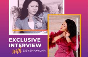 247 GOSPEL VIBES EXCLUSIVE INTERVIEW WITH DEYSHAWLAH
