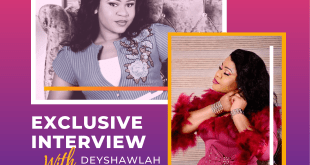 247 GOSPEL VIBES EXCLUSIVE INTERVIEW WITH DEYSHAWLAH