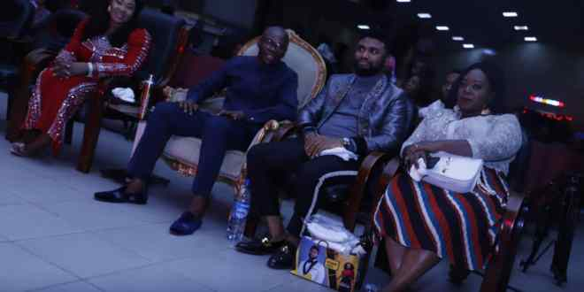 Photos: Wole Oni, PatUwaje King & More Dazzle At Empowered For Worship With Dera Getrude | @deragetrude