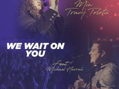 Min Tracy Tolota - We Wait On You Art