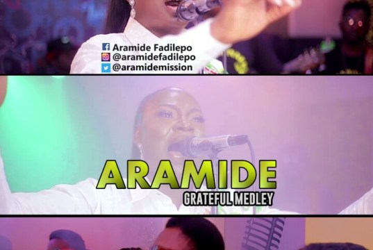 Grateful Medley - Aramide