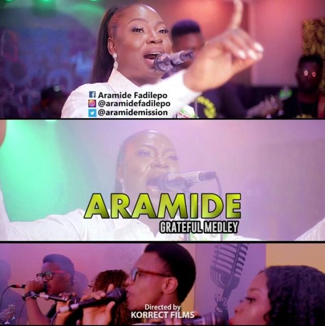 Grateful Medley - Aramide