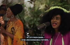 TY Bello's Spontaneous Worship with Sola Allyson - 'Aileyi Pada