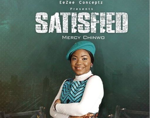 "EeZee Conceptz Global has officially released the cover art for Mercy Chinwo's sophomore album titled ""Satisfied."