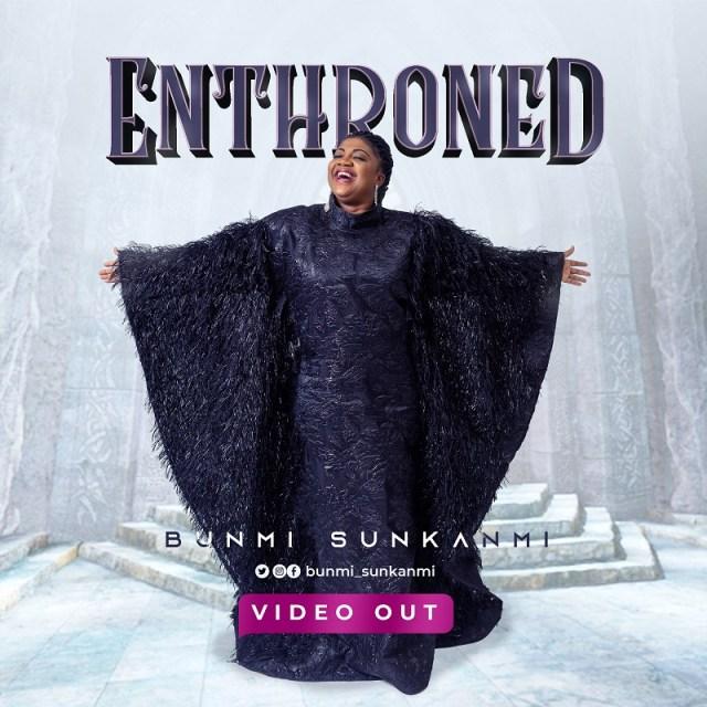 Enthroned - Bunmi Sunkanmii