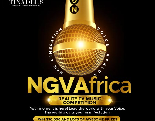 The New Generation Voice Africa Talent Hunt Reality Show