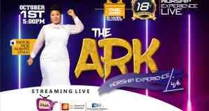 "Moji Alawiye PMA Presents ""The Ark"" Worship Experience Oct.1st 2020 Virtual Edition"