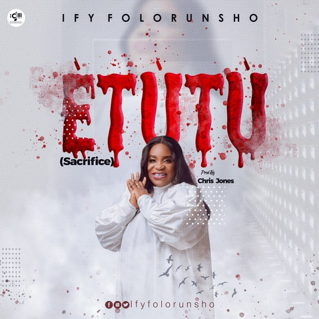 Etutu By Ify Folorunsho