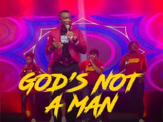 God's Not A Man - Minister Sam