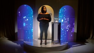 Adeola Obajemu on her birthday August 9th, 2021 launched off a new talk show session on her brand RiseRenewed.