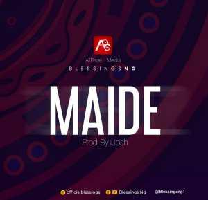 Blessings Ng - maide