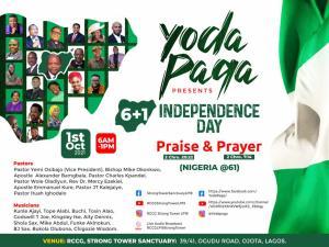 Osibanjo, Okonkwo, others for Yoda Paga
