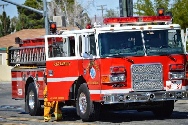 San Bernardino County Fire District Receives Improved Public