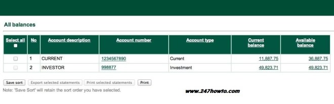 nedbank internet banking lotto