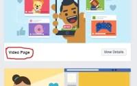 facebook video page