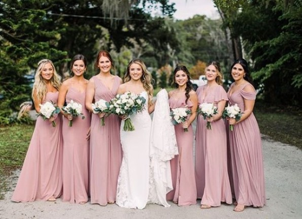 How do i pick my bridesmaids