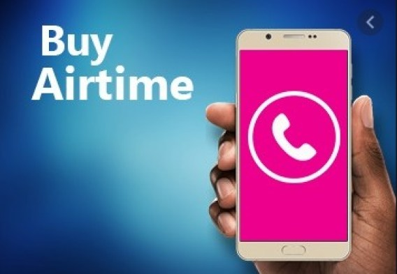 How to buy airtime with African bank