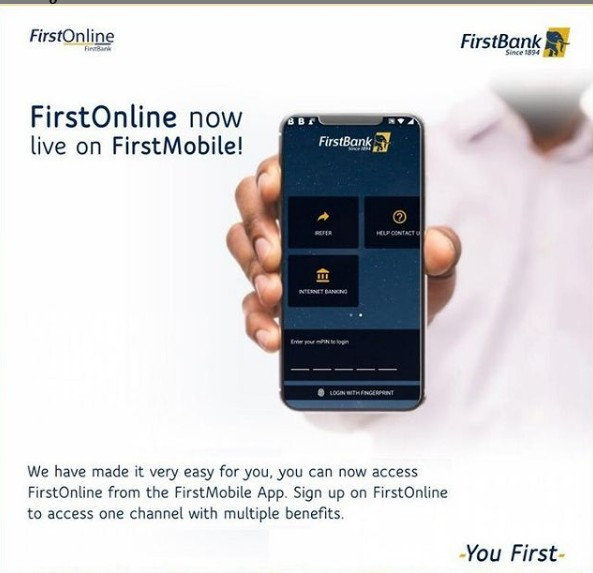 How to buy airtime from firstbank