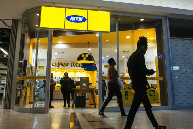 How to port from Cell C to MTN