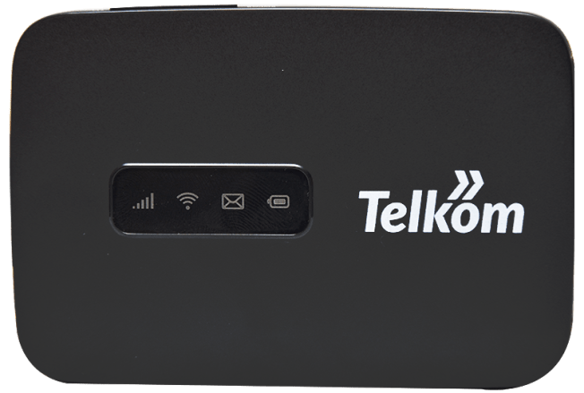 How to check data balance on Telkom Mifi router