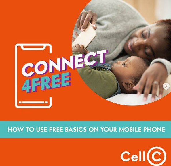 How to use free Facebook on Cell C