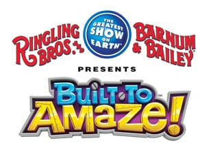 Ringling Bros. and Barnum & Bailey new show, Built To Amaze, in the Bay Area -August 2013! #sponsored