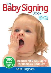 #WIN Sara Binham's – @WeeHands Book:  The Baby Signing Book, 2nd Ed.