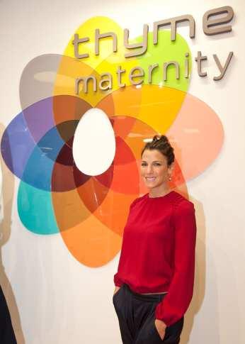 Thyme Maternity President