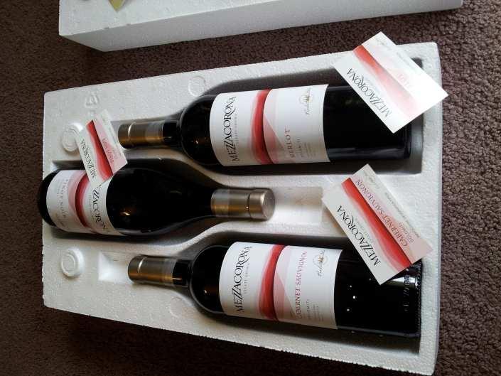 Mezzacorona Red Wine Sponsored