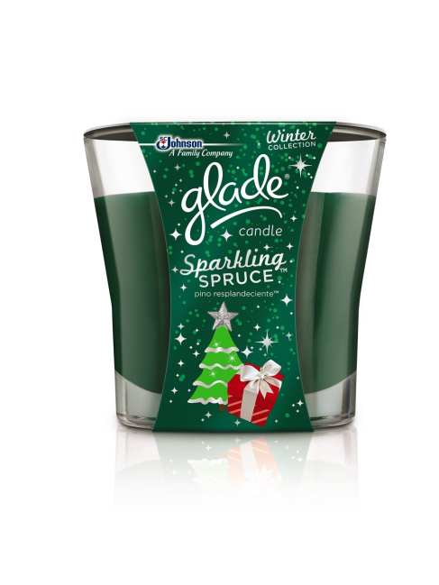 The Holiday Essentials: Glade Winter & Ziploc Holiday Collections