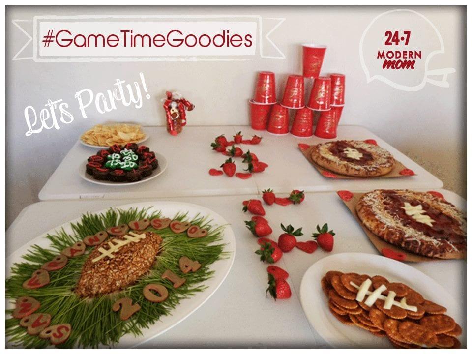 #GameTimeGoodies #Shop #Cbias Lets Party
