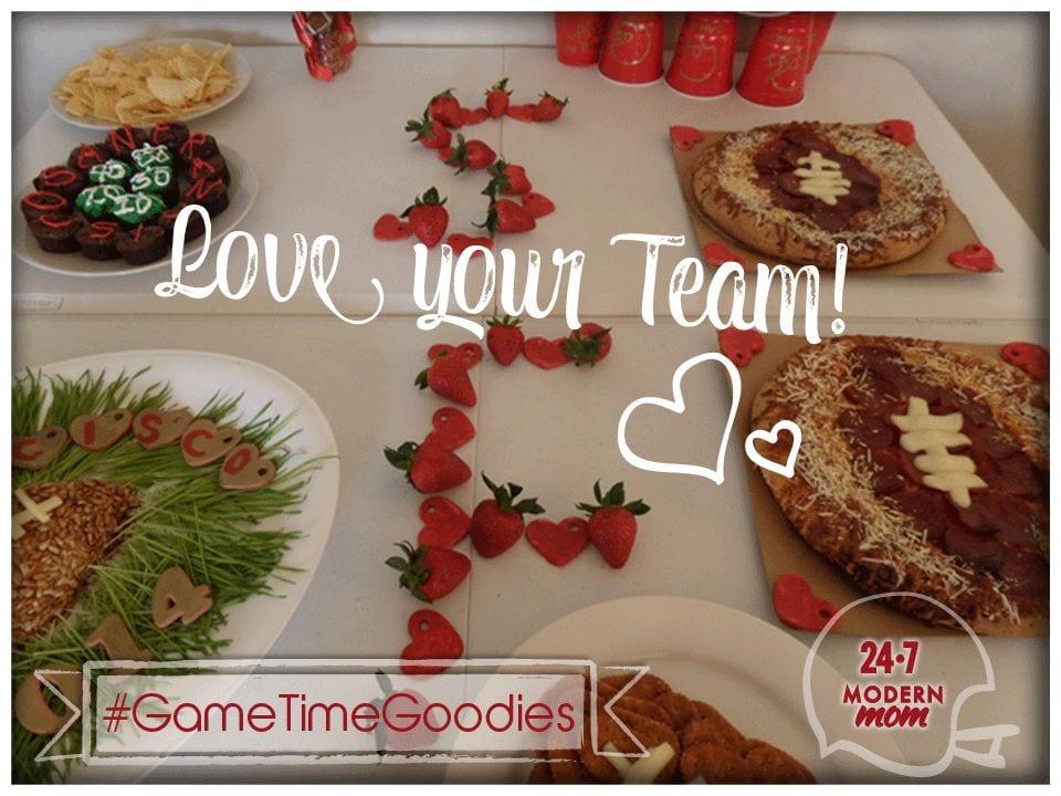 #GameTimeGoodies #Shop #Cbias Love Your Team
