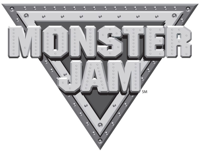 #sponsored Monster Jam® Logo