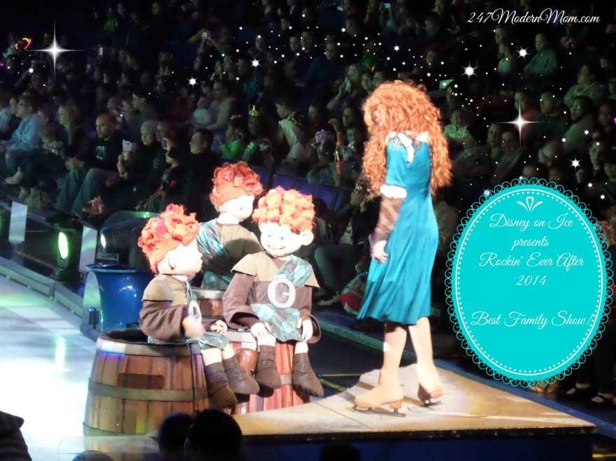 #sponsored Disney on Ice Brave