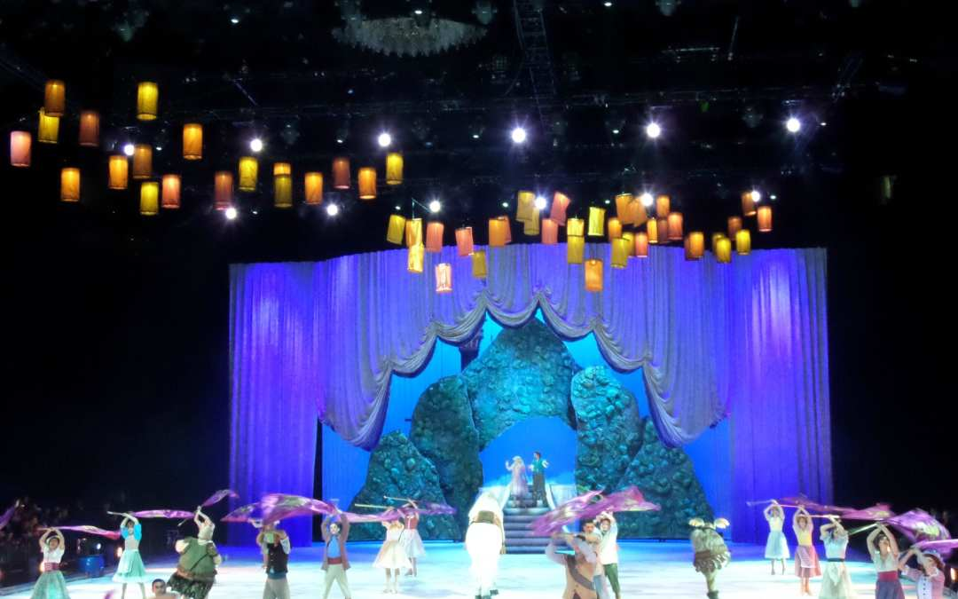 The Disney on Ice Experience:  A Family Tradition