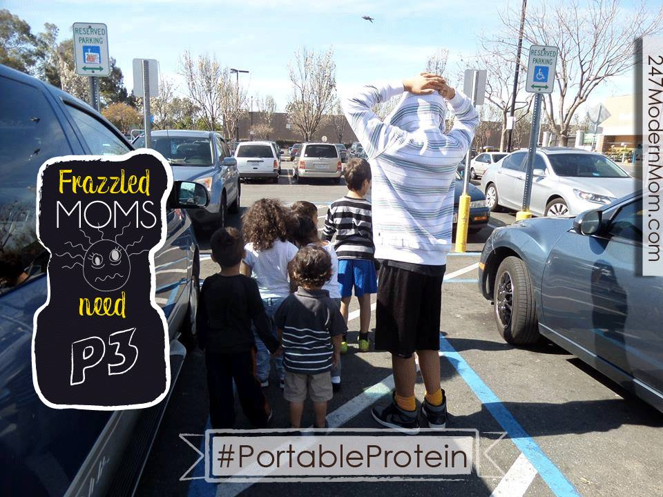 #shop  #portableprotein frazzled moms