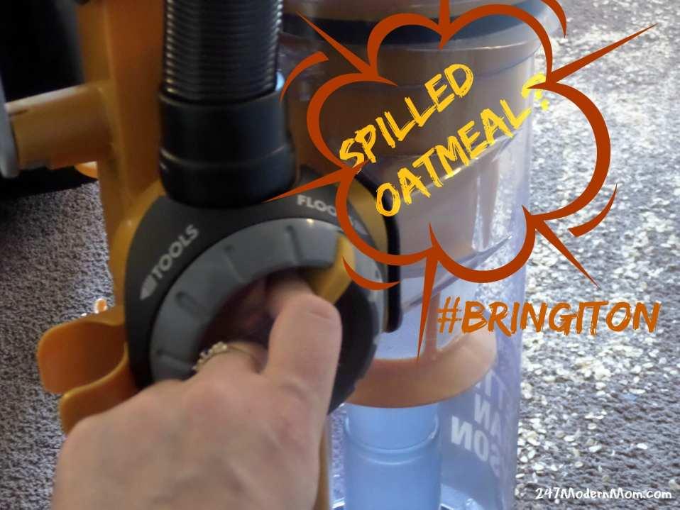 Got Spills? Eureka AirSpeed ALL FLOORS Giveaway: #BringItOn With #EurekaPower Clean