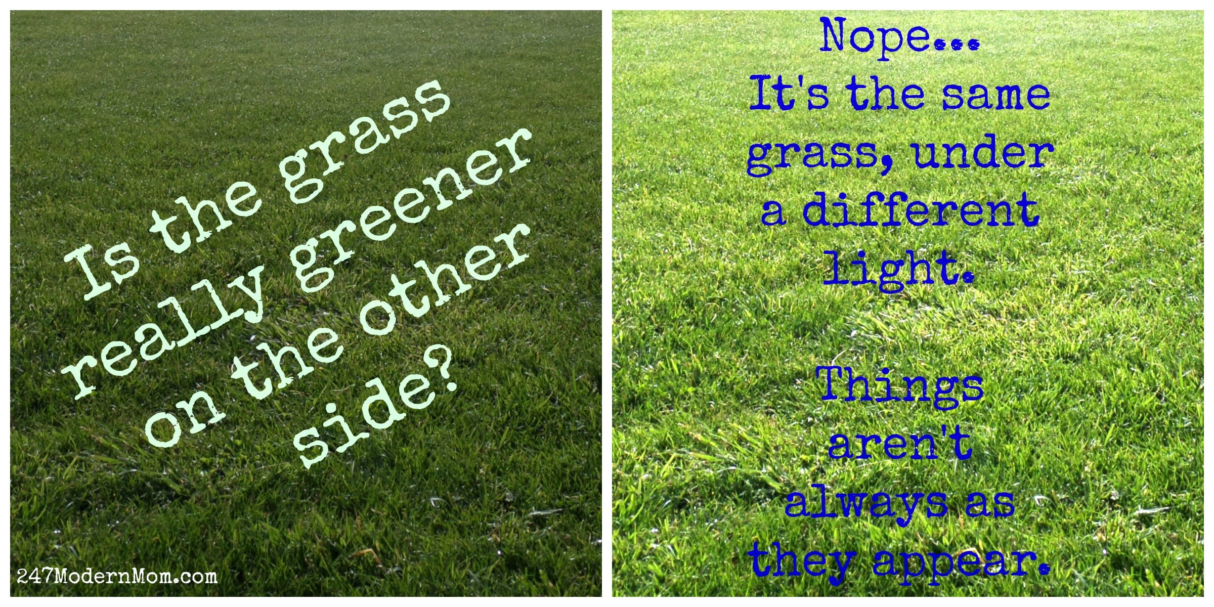 Grass Is Always Greener Quotes: Autism Awareness: Local Radio Host Gave Me A Virtual Smack
