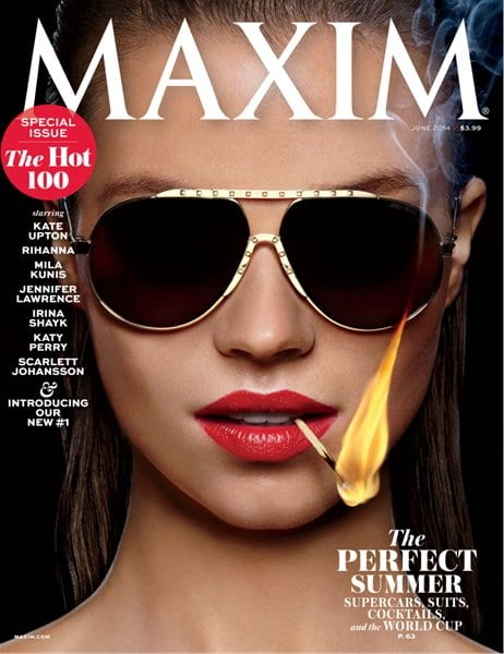 #MaximHot100 Cover