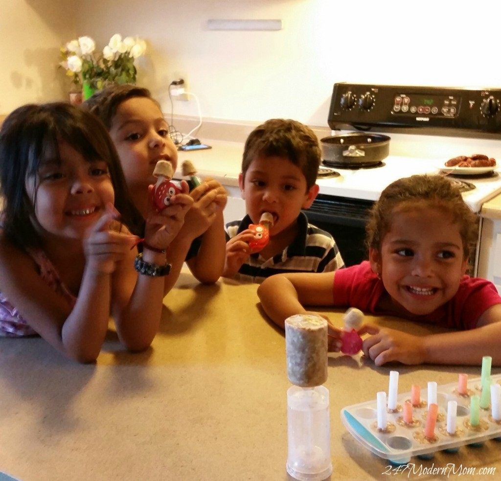 #shop cooking with almond milk kids