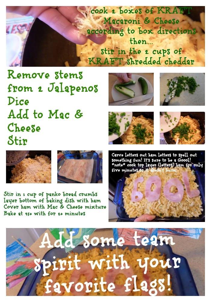 #shop #GolazoKraft Easy Party Food Directions