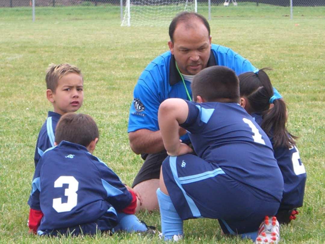 Antonio-first-soccer-team