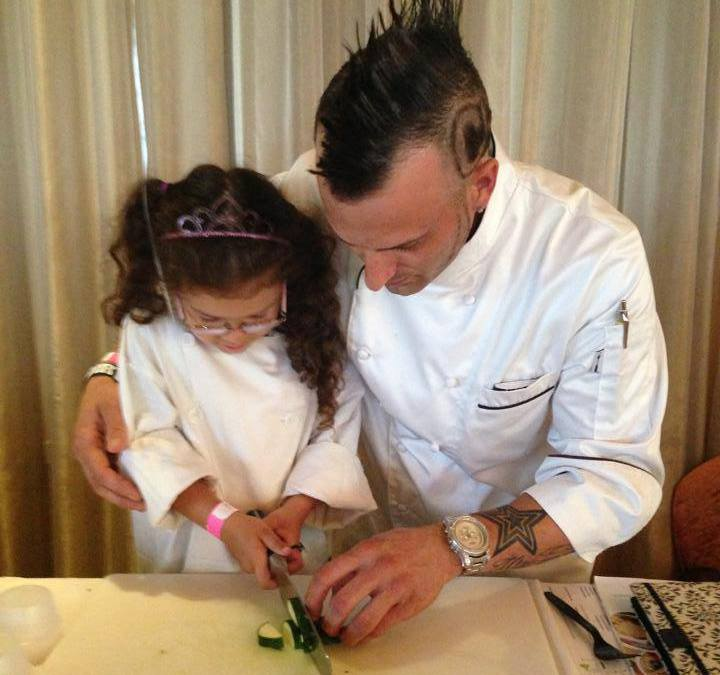 Celebrity Chef Barret Beyer Wants to Hit the Streets: Help Him Get Rolling