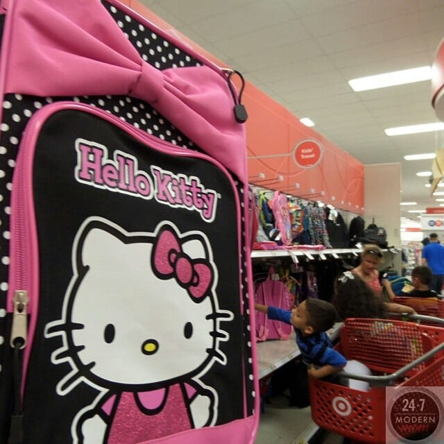 Back to School Target Hello Kitty #ad