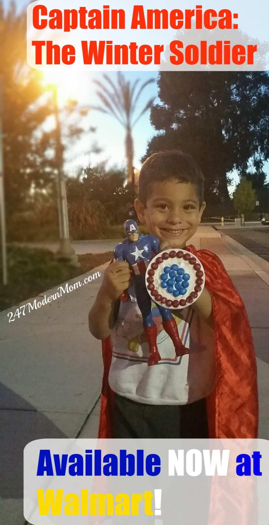 #HeroesEatMMs #Shop #CollectiveBias Captain America