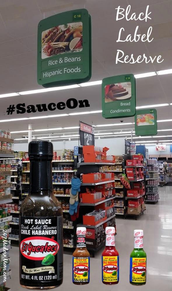#SauceOn #shop #cbias